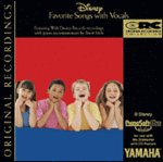Modules Yamaha Sheet Music - Disney Favorite Songs With Vocals - (for Cd-compatible Modules)