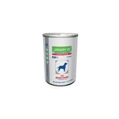 Royal Canin Veterinary Diet Canine Urinary SO Wet Dog Food 24 / 13.4oz cans by Royal Canin