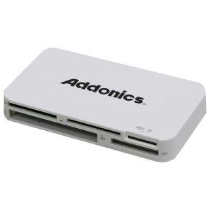 Addonics Mini DigiDrive IV AESDDNU3 15-in-1 USB 3.0 Flash Card Reader/Writer. 15IN1 FLASH READER/WRITER USB 3.0 SD/MMC/MS/MSPRO/XD WIN/MAC FL-RDR. 15-in-1 - microSD, Memory Stick Micro (M2), Secure Digital (SD) Card, Secure Digital High Capacity (SDHC), m