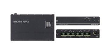 Amplifier Audio Stereo Distribution Balanced (Kramer VM-3AN 1x3 Balanced Audio Distribution Amplifier-by-Kramer)