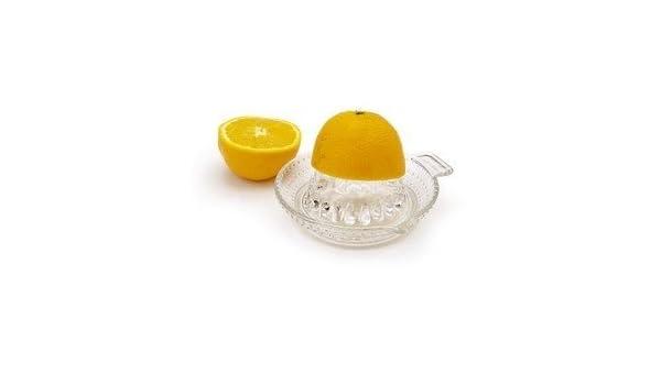 Compra Cocina De Cristal Artesanal Cítricos Limón Exprimidor en Amazon.es