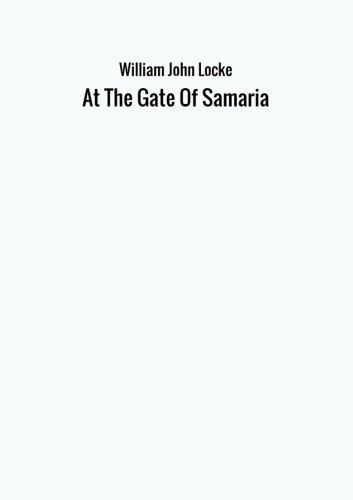 Read Online At The Gate Of Samaria pdf epub