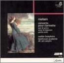 Beethoven Clarinet Concerto (Clarinet Concerto / Pan & Syrinx / Petite)