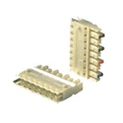 4 Pair 110 Connecting Block, 10 Pack (10 pack)