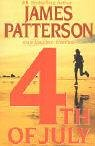 4th of July, James Patterson and Maxine Paetro, 0446694436
