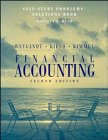 Self Study Problems/Solutions Book to Accompany Financial Accounting, Second Edition
