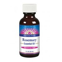 Rosemary Essential Oil Heritage Store 1 oz Oil -