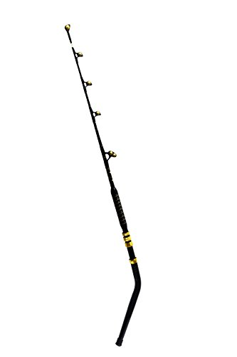 EAT MY TACKLE Bent Butt Fishing Rod 140-160 lb. Blue Marlin Tournament Edition
