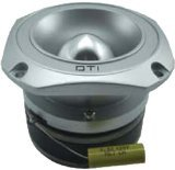 DTI Car Audio DTIDT800/4 2-Inch 4 OHM Titanium Bullet Tweeter