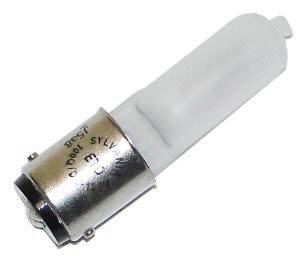 Sylvania 58757 100Q/DC (ETD) 120V Single Ended Halogen Light Bulb ()