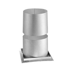 Chimney Pipe Radiation Shield - 9
