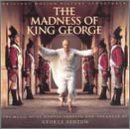 Original album cover of The Madness of King George (The Original Motion Picture Soundtrack) by Original Motion Picture Soundtrack