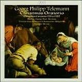 Telemann: Christmas Cantatas: Amazon.co.uk: Music