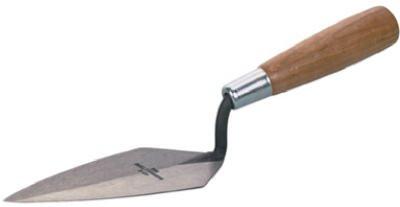 Marshalltown Trowel 11128 6 x 2-3/4-Inch Pointing Trowel-Wood Handle by Marshalltown Trowel