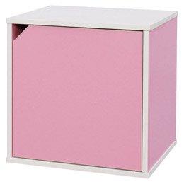【まとめ 5セット】 カラーキュビック(1P) ピンク B07KNT8KF6