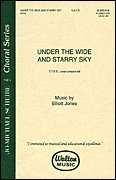 Under the Wide and Starry Sky SHEET MUSIC acappella