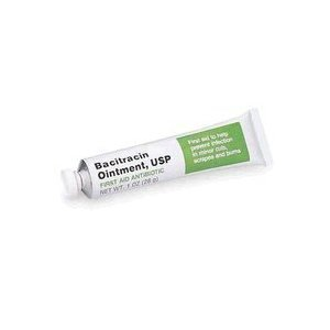 Cramer Bacitracin Antibiotic Ointment 1 Ounce - Case of 12