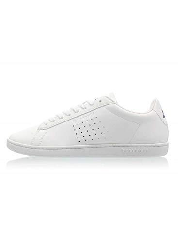 1820176 Sport Coq Le 44 Courtset Sneakers Bianco Bianco Sportif PTqRtqY