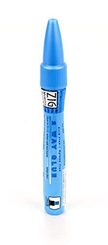 EK Tools 55-00012 Glue Pen Zig Chisel Tip 2 Way, Multicolor ()