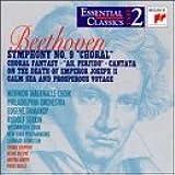 Beethoven:  Symphony 9 / Ah Perfido / Choral Fantasy