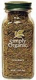 Simply Organic Rosemary Leaves (Case of 6) 1.23 OZ