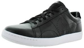 Nike Tennis Classic Ultra Mens Leather Court Shoes Black Size 9.5 Review
