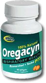 North American Herb and Spice, Oregaresp P73 Gel-Capsules, 60-Count