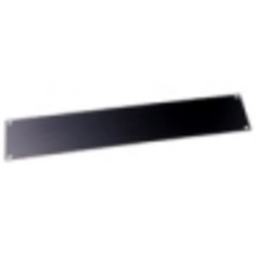 PHBL Series Aluminum Blank Panel Panel Height: 3 1/2'' H (2U space) by Middle Atlantic