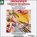 Prokofiev: Symphony in D, Op. 25 (Classical); Overture on Jewish Themes, Op. 34b; Concerto Flute and Orchestra (orch. Palmer); Sonata Unaccompanied Violins, Op. 115; Scherzo for Four Bassoons, Op. 12
