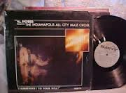 Al Hobbs presents The Indianapolis All City Mass Choir-I Surrender (To Your Will) [VINYL ()