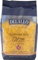 Pasta Gf CrnRce Orzo (Pack of 12)