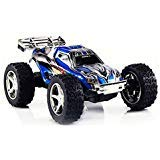 - DeXop Rc Car 2WD 1:32 Scale Remote Control Racing Car High Speed Vehicle RC Car (Blue)