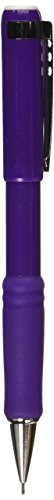 (Pentel Automatic Pencil with Twist Eraser, 0.5 mm, Violet Barrel (QE515V))
