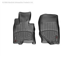 WeatherTech Custom Fit Front FloorLiner for Infiniti FX35/FX50 (Black) (Weathertech Floor Mat For Fx35 compare prices)