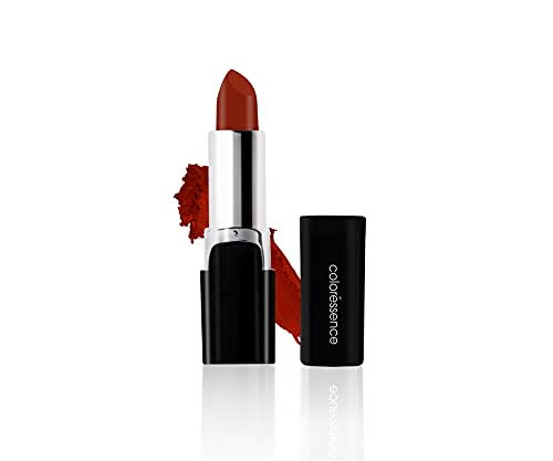 COLORESSENCE SPF 15 Moisturising Lip Color With Basil and Coriander Extracts, Satin Finish Lipstick   Ruby Rust