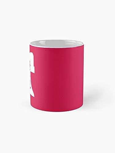 Ring The Bell Red Mug - 11oz Mug - Made from Ceramic ()