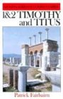 1 and 2 Timothy and Titus, Patrick Fairbairn, 0851518206