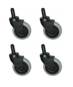 7570-L2 Rubbermaid Mop Bucket Casters - 3