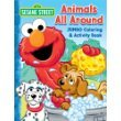 Sesame Street Coloring & Activity Book (Cover Art and Activities -