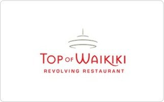Top of Waikiki Gift Card - Hours Waikiki Store