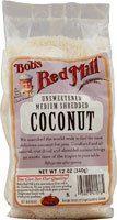 Price comparison product image Bobs Red Mill Coconut Shreded Unsweetnd