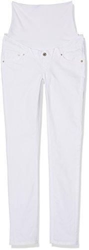 C001 Maternit Femme Slim Noppies Jeans Blanc 4wzv8Ywx