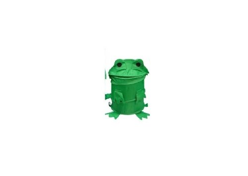 frog trash can - 3