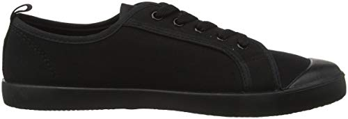 Look Donna Black Nero Monnie 1 Sneaker New OwTq8v4q