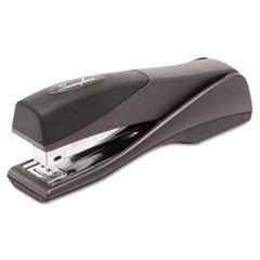 (SWINGLINE 87810 Optima Grip Full Strip Stapler, 25-Sheet Capacity, Graphite)