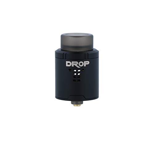 Digiflavor Drop RDA Clearomizer Set Farbe matt-schwarz