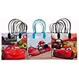 Disney Car Mc Queen Party Favor Goodie Small Gift Bags (12 Bags)