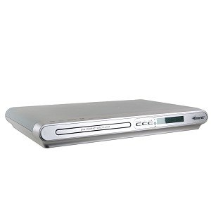 Memorex MVD2040 Progressive Scan DVD Player (Silver/Gray)