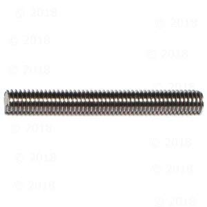 The Hillman Group 44811 4-40 x 3-Inch Threaded Rod 15-Pack