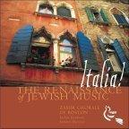 Italia: Renaissance of Jewish Music - Zamir